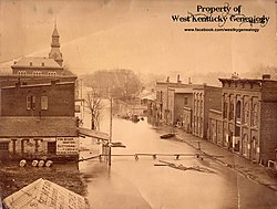1884 Paducah Flood