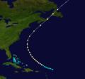 1891 Atlantic hurricane 4 track.png