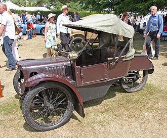 Morgan Motor Company - 1912 Morgan Runabout Deluxe