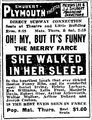 1919 PlymouthTheatre BostonGlobe March25.png