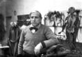 1934, Pablo Gargallo, Atelier 195 rue de Vaugirard, Paris 15e Vaugirard © Archives P. Gargallo.tif