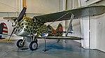 1938 Polikarpov I-153 s-n 6316 Chaika - 2nd Aviation Fighter Squadron of the Northern Navy (30481864715).jpg