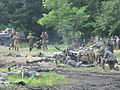 1945 battle near Elbe reenactment during the VII Aircraft Picnic in Kraków (151).jpg