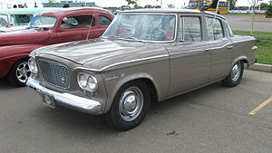 Studebaker Lark - 1961 Studebaker Lark VI 4-door Sedan