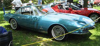 Tom Tjaarda - 1963 Corvette Rondine