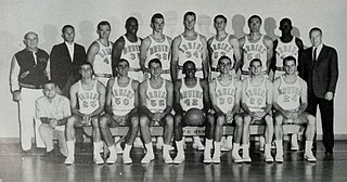 1963–64 UCLA Bruins mens basketball team American college basketball season