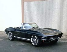 Corvette Stingray 1966 on 1966 Corvette Sting Ray Convertible