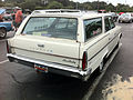 1966 Rambler Classic Cross Country station wagon at 2014-AMO-NC meet 2of2.jpg