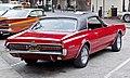 1967 Mercury Cougar, Firemans Car Show 5-24-15 (18155591173).jpg