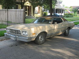 1973 Gran Torino coupe in Houston, Texas.jpg