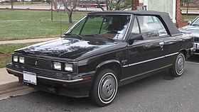 1985 Renault Alliance convertible.jpg