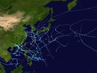 1999 Pacific typhoon season typhoon season in the Pacific Ocean