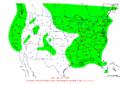 2002-12-20 24-hr Precipitation Map NOAA.png