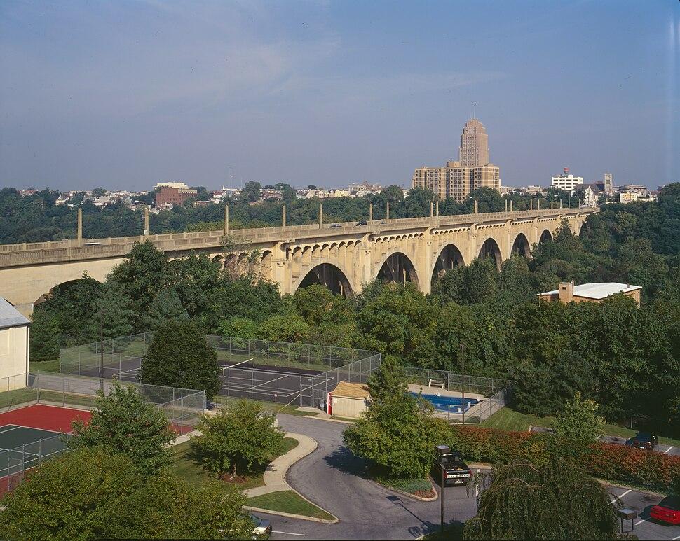 2007 - South Eighth Street Viaduct