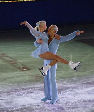 Ludmila Belousova - Belousova and Protopopov in 2007