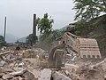 2008년 중앙119구조단 중국 쓰촨성 대지진 국제 출동(四川省 大地震, 사천성 대지진) DSC09468.JPG