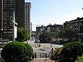 2008 05 07 - Baltimore - N Liberty St at W Saratoga St 2.JPG