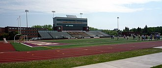 Minnesota–Duluth Bulldogs - James S. Malosky Stadium