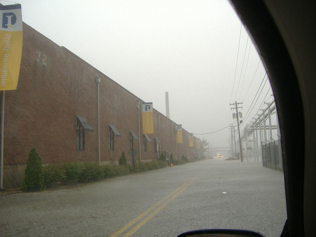 Super bright White Flood Led Car fog light day running
