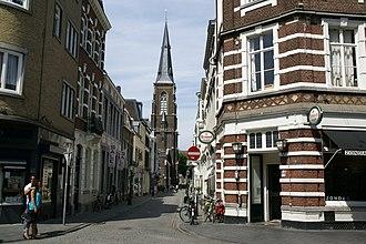 Wyck (Maastricht) - Image: 2010.07.20.151246 Sint Martinuskerk Rechtstraat Maastricht