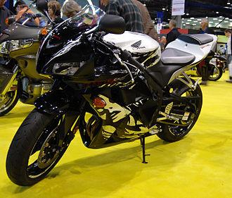 Honda CBR600RR - 2010 Honda CBR600RR