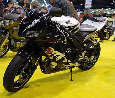 Honda CBR600RR - Wikiwand