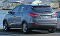 2010 Hyundai ix35 (LM) Elite wagon 01.jpg