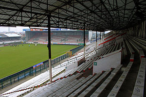 Bosuilstadion - The Bosuilstadion, Feb 2011