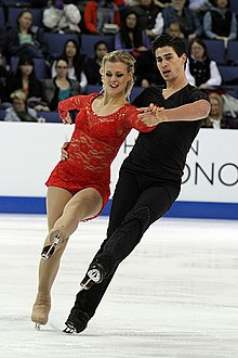 dating ice dancers