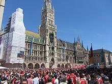 Bayern de Múnich - Wikipedia, la enciclopedia libre