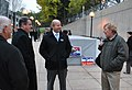 2012-11-05 Ben Cardin at Shady Grove Metro 014 (8165676562).jpg