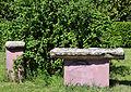 201204301450a Kastell Böckungen Originalsteine Nordtor.jpg