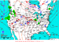 2013-06-24 Surface Weather Map NOAA.png