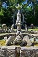 2013 Bruno Weber Skulpturenpark-Führung - Villa Gartenbereich 2013-08-02 12-29-04.JPG