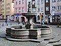 2013 Kłodzko, Rynek, studnia miejska, 02.jpg