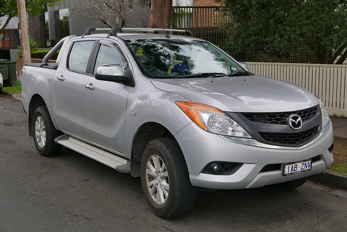2019 Mazda Bt 50 Usa Release Price Specs And Changes >> Mazda Bt 50 Wikipedia