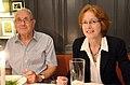 2014-06-26 Pharmaziehistoriker Dr. Hanspeter Höcklin sowie Dr. Gabriele Beisswanger, Deutsche Gesellschaft für Pharmazie, Regionalgruppe Niedersachsen.jpg
