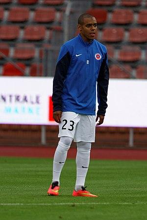 Johann Obiang - Image: 20140808 Ligue 2 Créteil Châteauroux 050