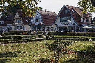 Boltenhagen Place in Mecklenburg-Vorpommern, Germany