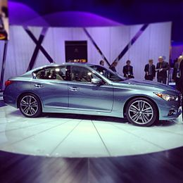 2014 Infiniti Q50 at NAIAS.jpg