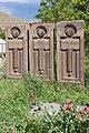 2014 Prowincja Wajoc Dzor, Wernaszen, Kościół św. Hakoba, chaczkary (02).jpg