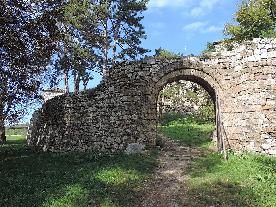 2015-10-03-Pirot fortress, Serbia