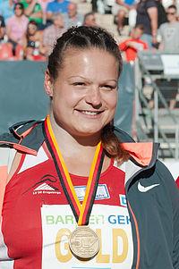 20150725 1825 DM Leichtathletik Frauen Kugelstoß 9917.jpg