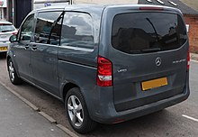 Mercedes Benz Vito Wikipedia