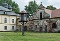 2015 Pałac w Żelaźnie, oficyna pałacowa 01.JPG