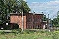 2015 Stacja kolejowa w Gorzanowie.JPG