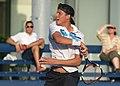 2015 US Open Tennis - Qualies - Jose Hernandez-Fernandez (DOM) def. Jonathan Eysseric (FRA) (20346125623).jpg