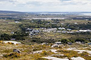 Carna, County Galway - Carna Village