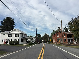 Johnsville, Maryland human settlement in Maryland, United States of America