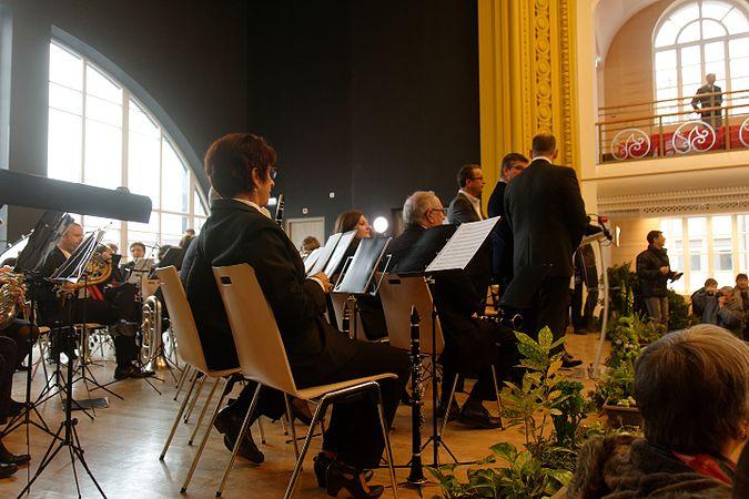 Orchestre D Harmonie De Combs La Ville